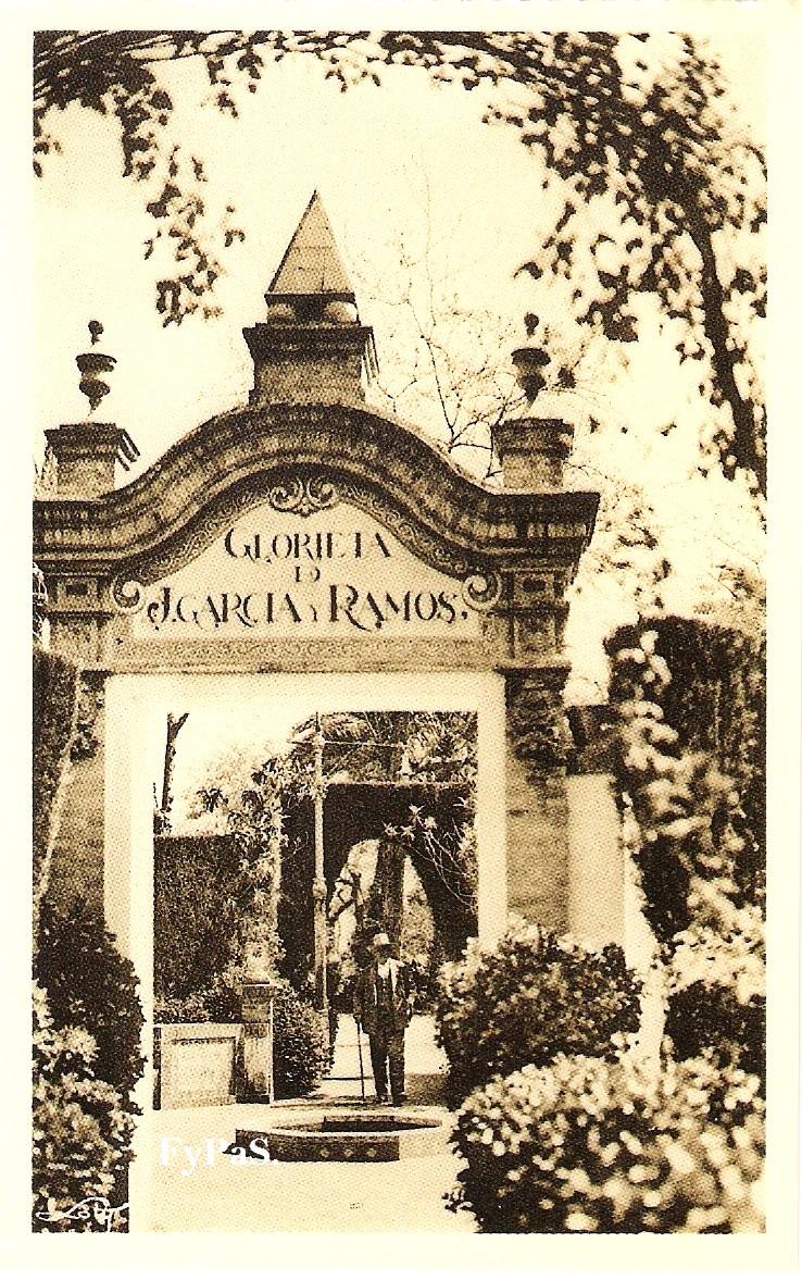 Jardines históricos sevillanos – Jardines sin fronteras