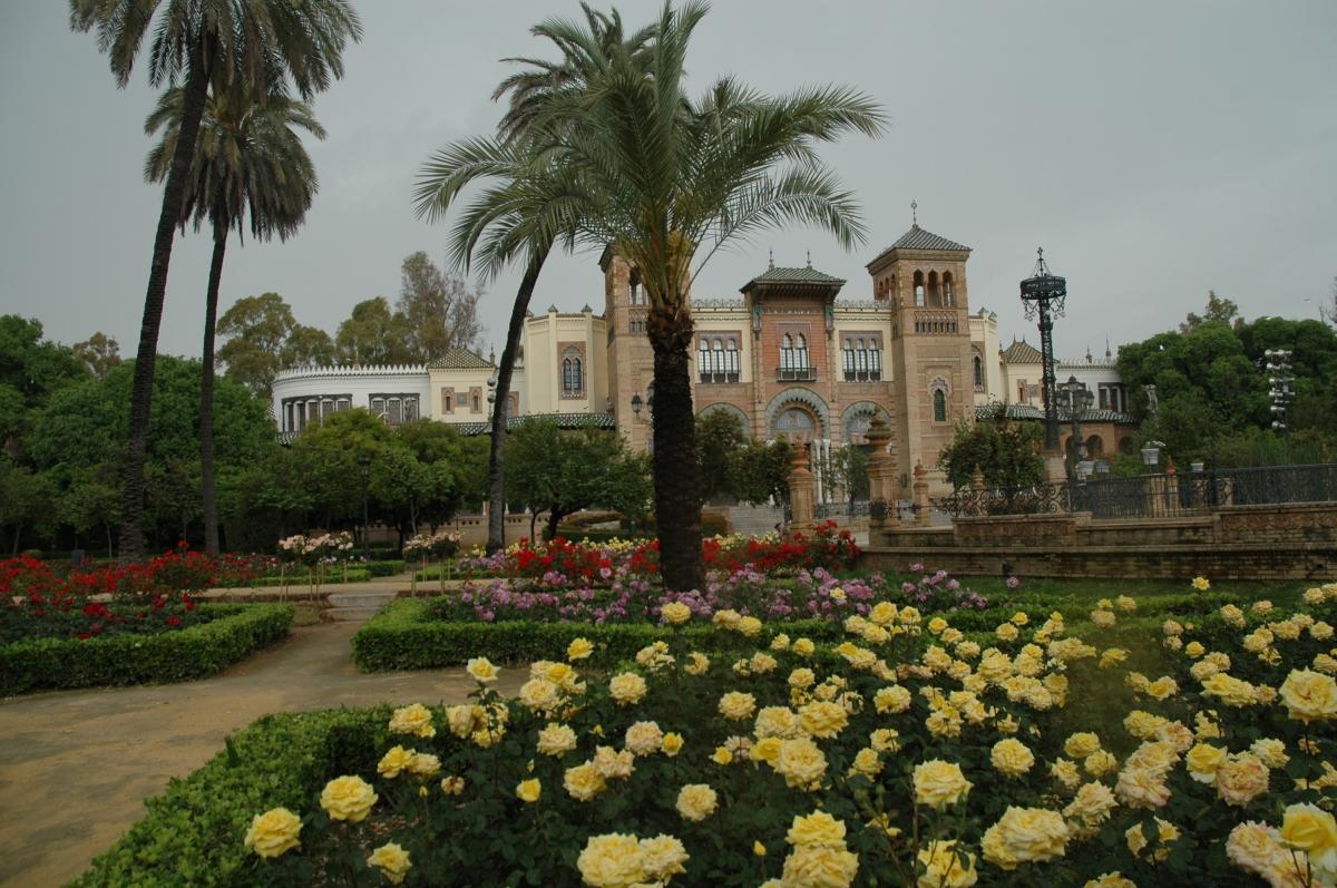Breve historia del Parque de María Luisa