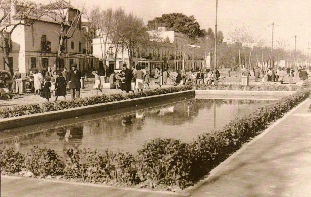 Plan verde para la ciudad jardines sin fronteras - Jardines de hercules sevilla ...