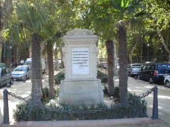sevilla-monumento-a-ruben-dario