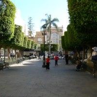 Arquitectura y espacio público urbano