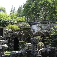 Historia de los jardines chinos