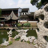 El arte tradicional de los jardines chinos