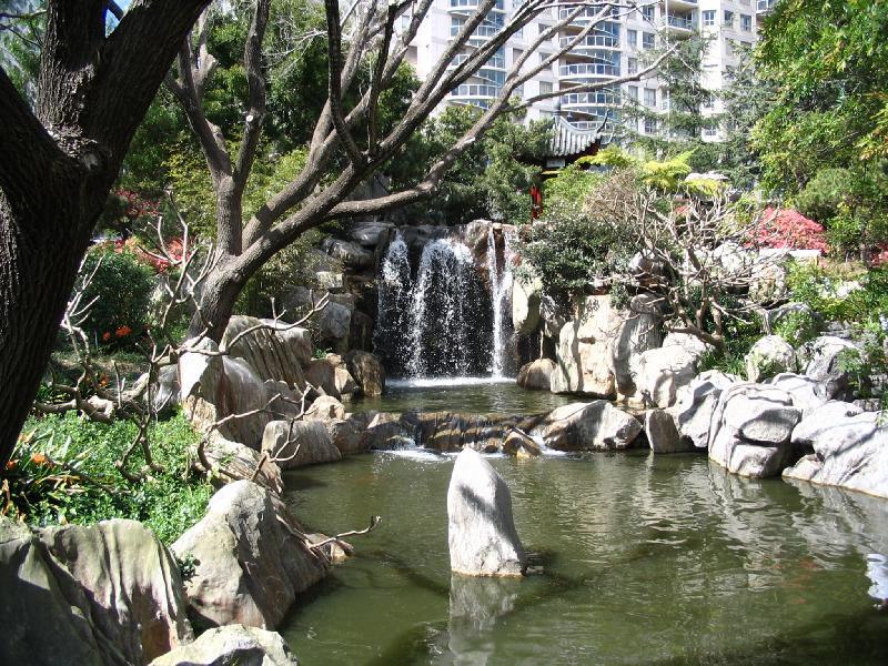 Historia de los jardines chinos Jardines sin fronteras