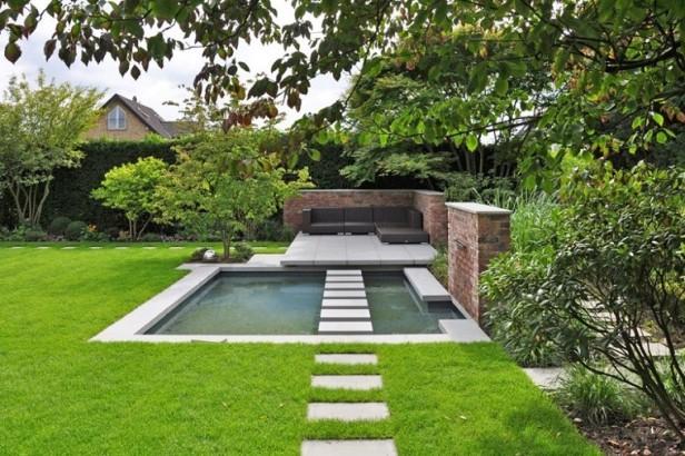 Apuntes sobre dise o de jardines jardines sin fronteras - Cortavientos de jardin ...