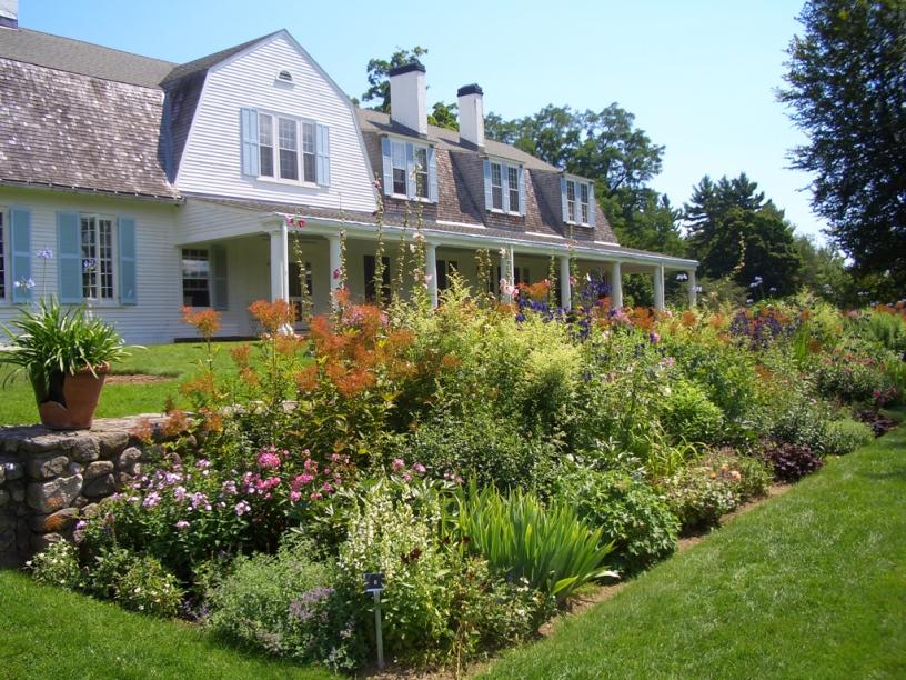 Arriates mixtos o mixed borders jardines sin fronteras - Plantas para arriates ...