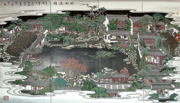 suzhou_master-of-net-garden_painted-map
