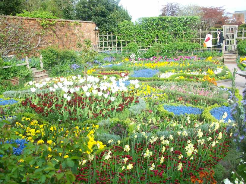 Estilos de jardines ingleses jardines sin fronteras for Estudiar jardineria