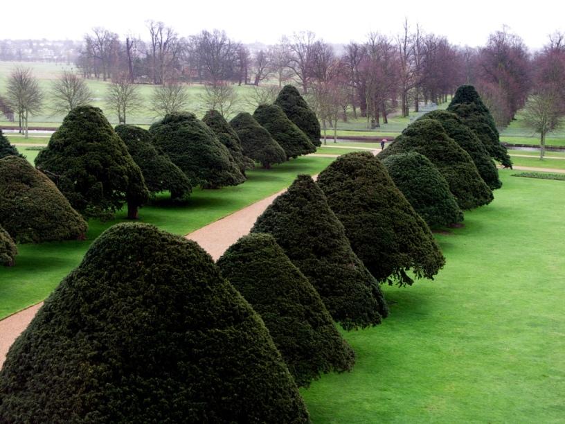 Estilos de jardines en Inglaterra – Jardines sin fronteras