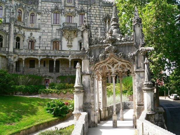 Del viaje a visitar jardines a portugal en febrero 2014 for Jardines quinta da regaleira