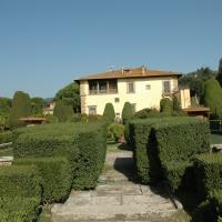 Del viaje a los jardines de la Toscana.-Villa Gamberaia