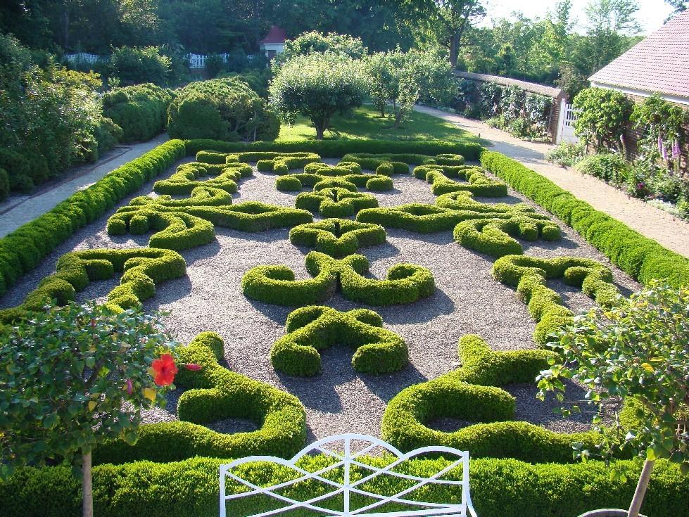 Capitulo vii jardines barrocos en el mundo jardines sin for Jardines barrocos