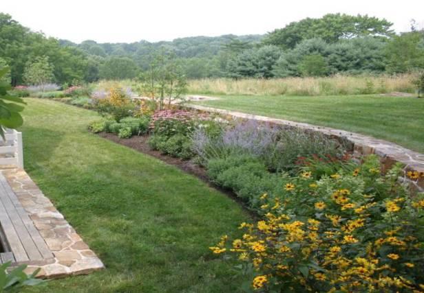 Del dise o de jardines contempor neos jardines sin fronteras - Plantas para arriates ...