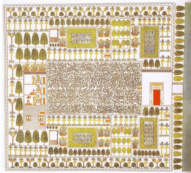 estanque-rectangular-con-patos-y-del-loto-planta-redonda-con-palmeras-y-arboles-frutales-en-un-fresco-de-la-tumba-de-nebamun-thebes-18va-dinastia