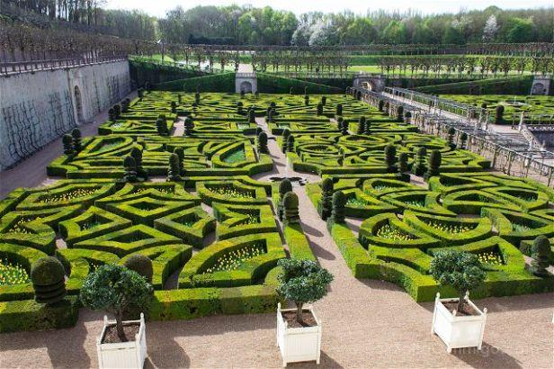 francia-valle-loira-castillo-villandry-jardin-amor