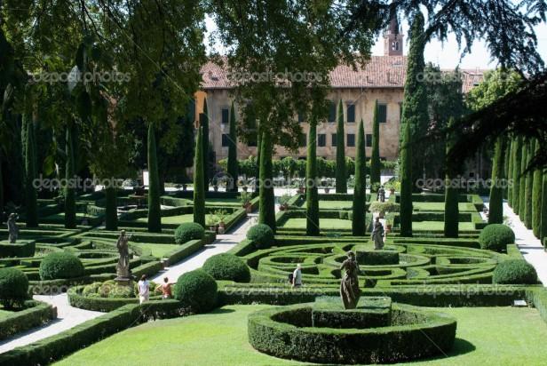 Giusti garden - Verona