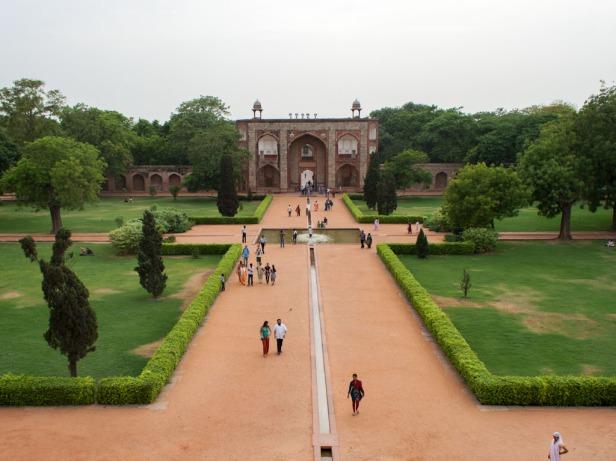 historia-delhi-char-bagh-en-india-humayuns-tomb