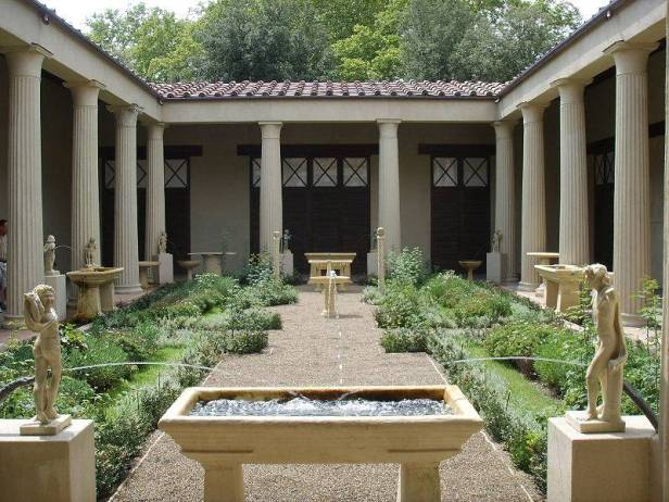 historia-la-reconstruccion-del-jardin-romano-de-la-casa-de-los-vettii-en-pompeya