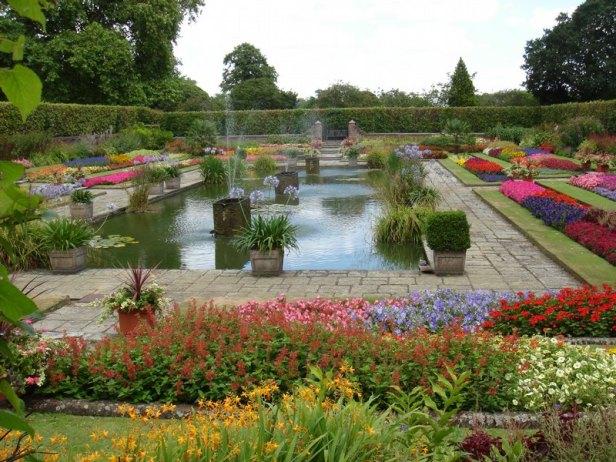 Visita de jardines en inglaterra londres jardines sin for Jardines de kensington