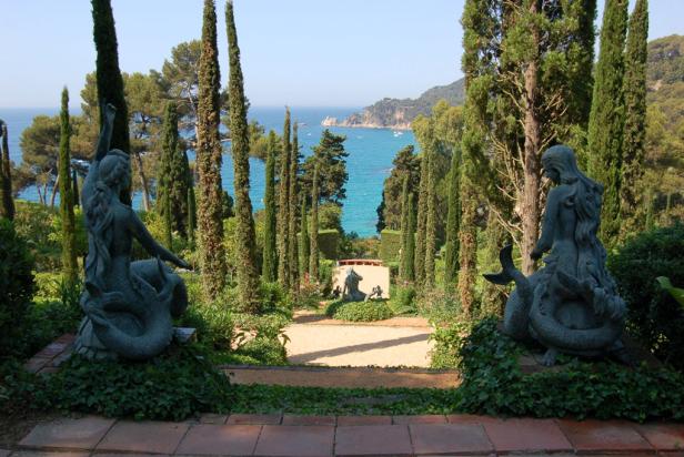 Capitulo ix jardin mediterraneo jardines sin fronteras for Jardines de santa clotilde