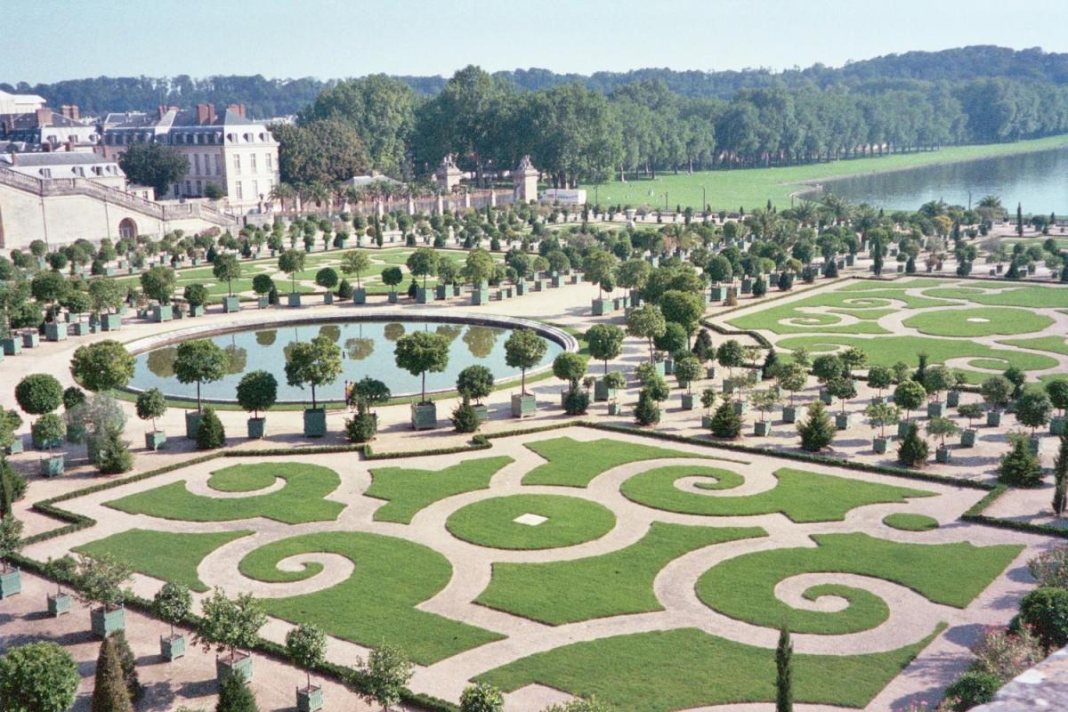 Capitulo vi medieval renacentista y barroco jardines for Jardines barrocos