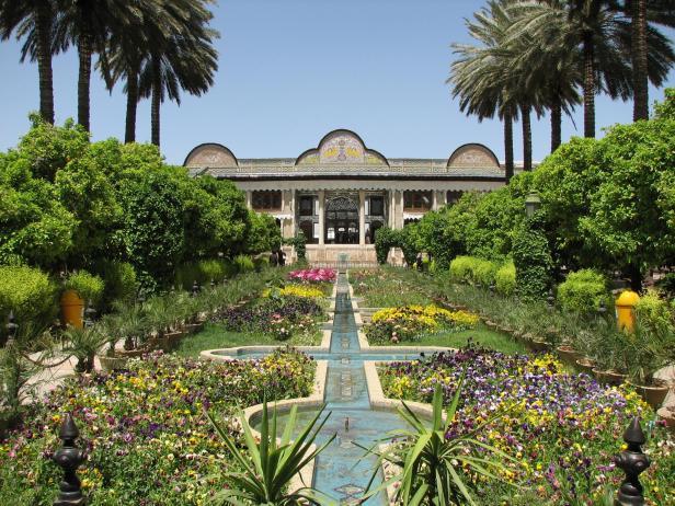 bag-e-naranjestan-iran-persia