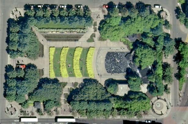 Jardines de canada jardines sin fronteras for Jardin quebec
