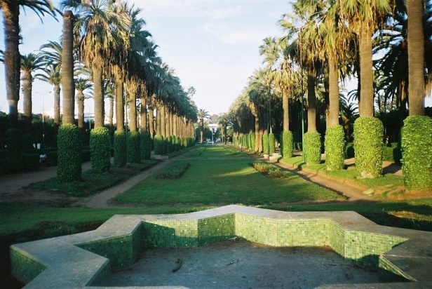 casablanca-parc-de-la-ligue-arabe