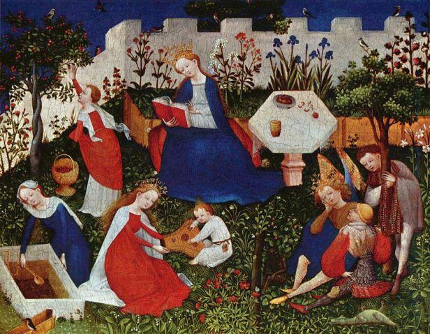 e-maria-en-el-huerto-cerrado-con-santos-h-1410-del-maestro-del-jardin-del-paraiso-stadelsches-kunstinstitut-francfort-del-meno-meister_des_frankfurter_paradiesgartleins_001