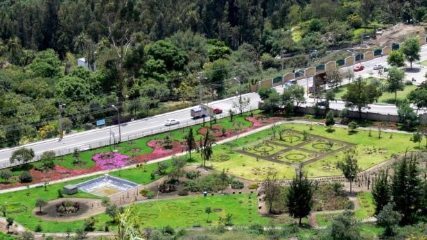 Jardines de latinoamerica costa rica y ecuador jardines for Jardines de la puerta de atocha