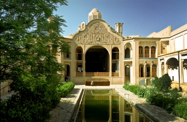 kashan-iran-boroujerdi-house
