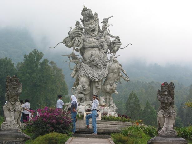 eka-karya-botanical-garden-bedugul-bali-indonesia