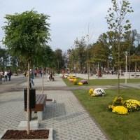 Jardines en Rumania
