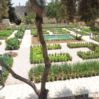 Jardines en Malta