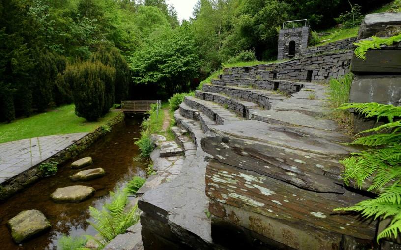 Jardines de Gales.-Reino Unido – Jardines sin fronteras