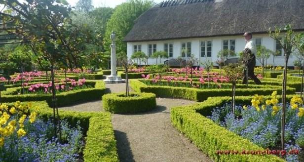Jardines de dinamarca jardines sin fronteras - Maceteros rectangulares grandes ...