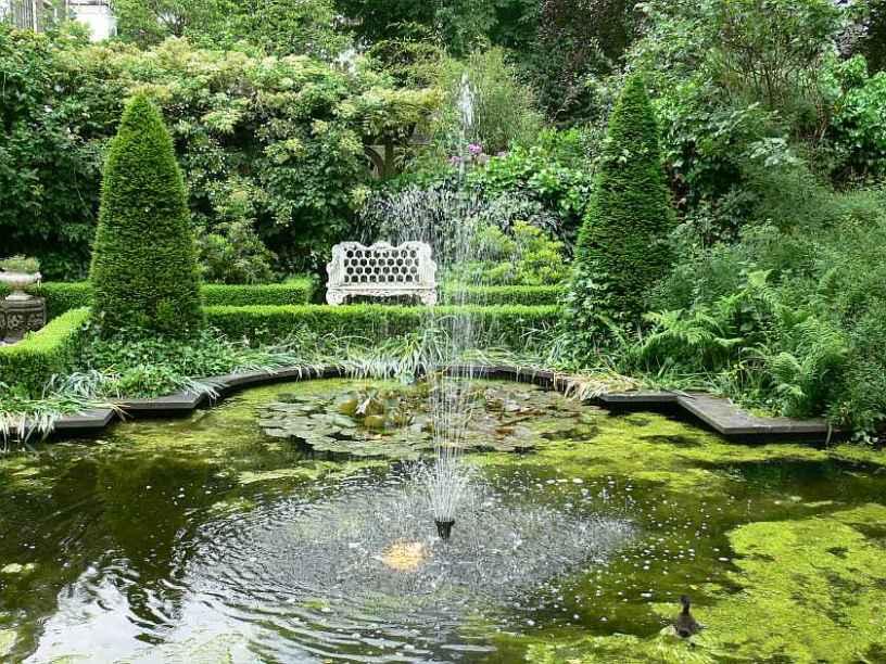 Jardines privados de holanda open day s jardines - Jardines de holanda ...