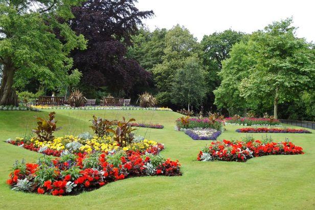 Jardines en Inglaterra.-Varios Condados, – Jardines sin fronteras