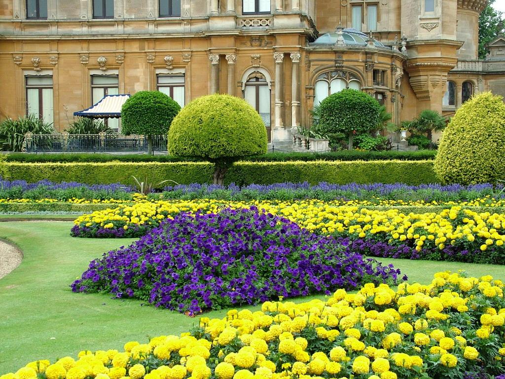 Condados de Norfolk y Buckinghamshire – Jardines sin fronteras