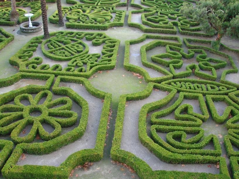 Galicia pazos gallegos y jardines jardines sin fronteras for Jardin frances