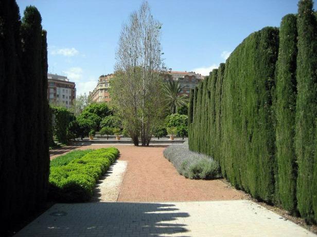 Jardines en espa a valencia jardines sin fronteras for Jardin de las hesperides valencia