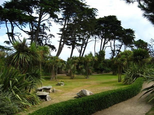 Regiones de breta a indre et loire y rh ne alpes for Jardin georges delaselle