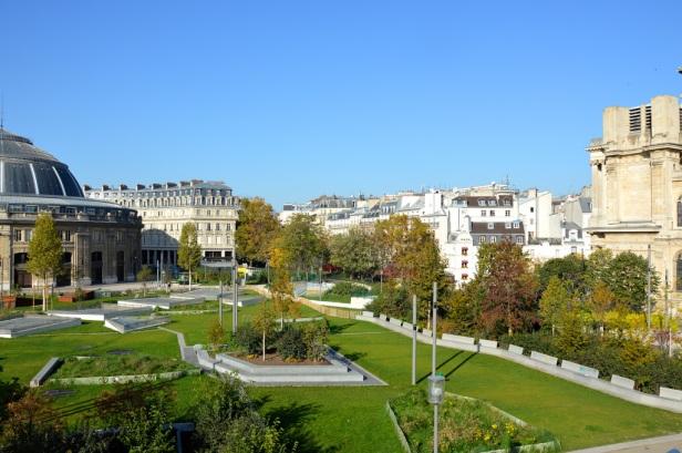 Parques y jardines de paris francia jardines sin fronteras for Jardin nelson mandela