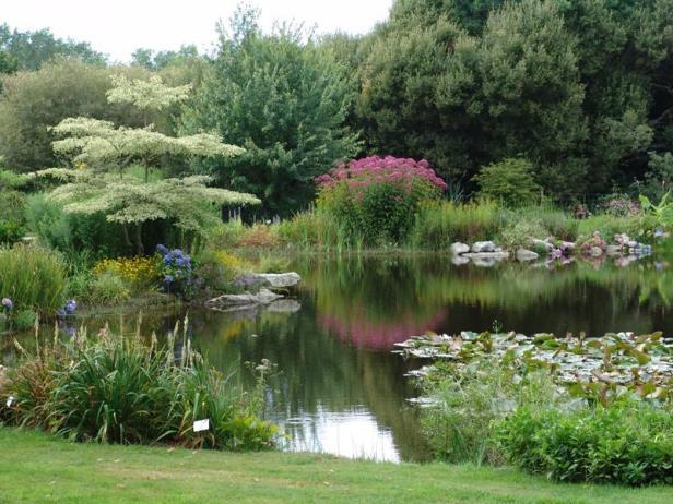 Otros jardines en francia jardines sin fronteras - Jardin botanique de cornouaille ...