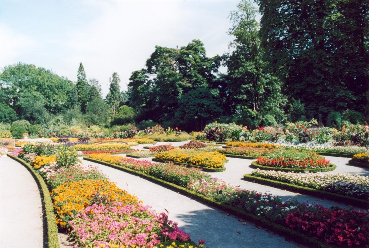 Regiones de Bretaña, Indre-et-Loire y Rhône-Alpes – Jardines sin ...
