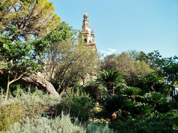 Catalu a barcelona bloque 1 barcelona capital for Jardin botanico montjuic