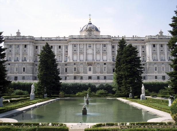 Madrid capital jardines sin fronteras for Jardines de sabatini conciertos 2017