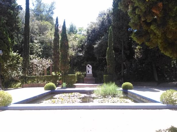 Catalu a barcelona bloque 1 barcelona capital for Jardines laribal