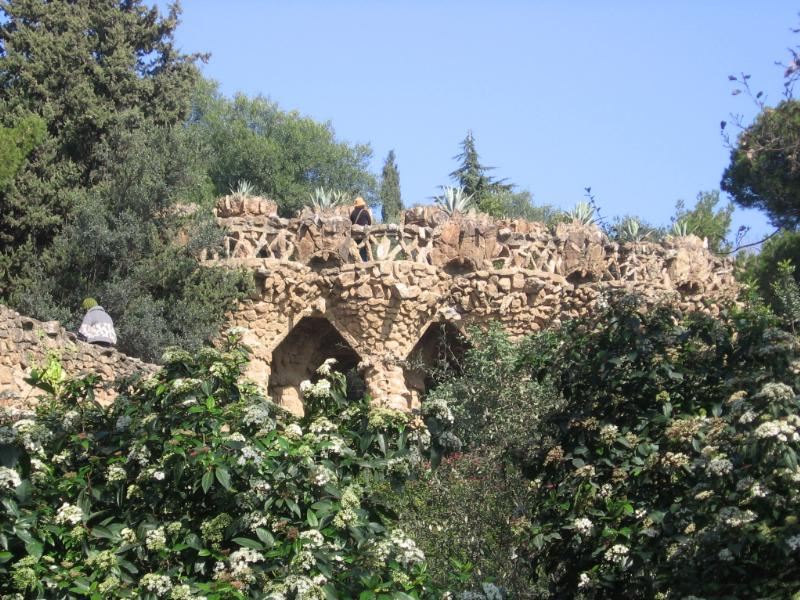 Barcelona.-Bloque 2º.-Barcelona Capital – Jardines sin fronteras