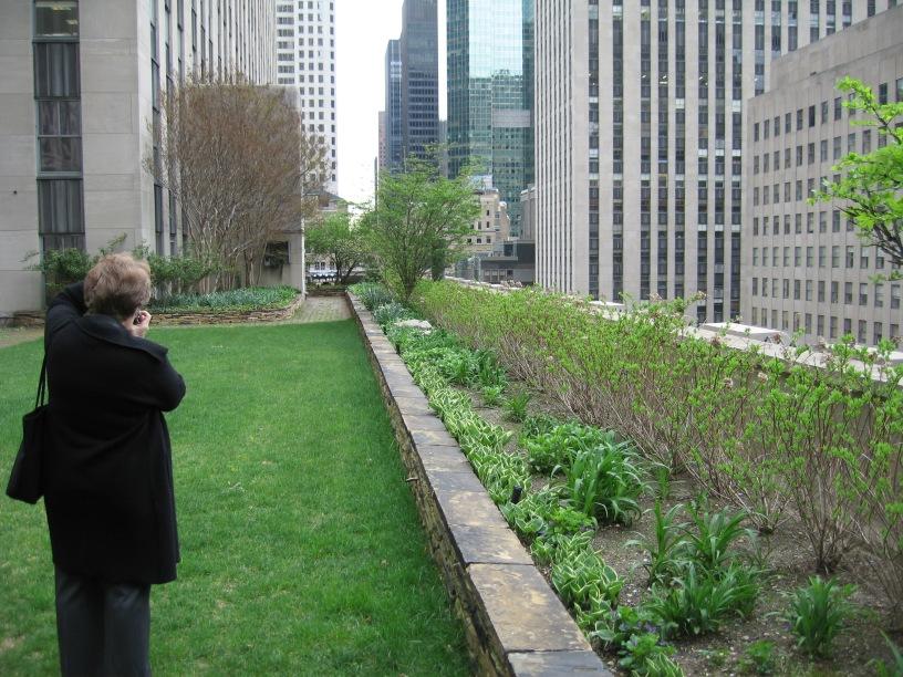 Nueva York – Jardines sin fronteras